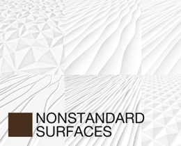 nonstandard surfaces